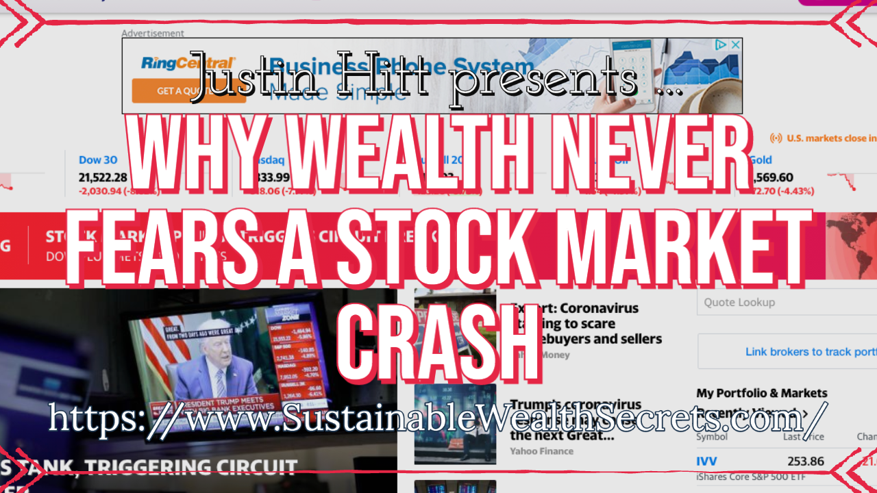 Feature image for Podcast, Why the Wealthy Never Fear a Stock Market Crash
