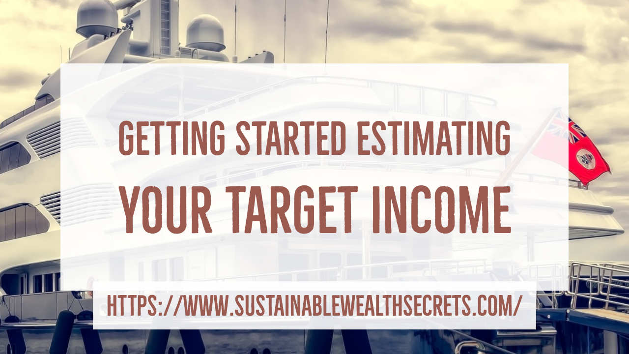 Cover, Estimating Your Target Income